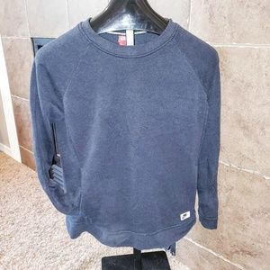 NIKE PULLOVER SWEATSHIRT WITH SIDE POCKETS